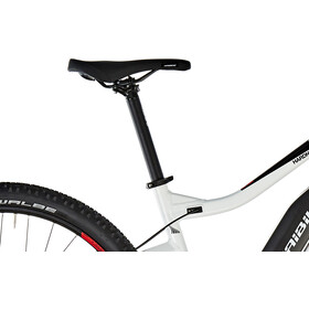 HAIBIKE SDURO HardNine 2.0, white/black/red